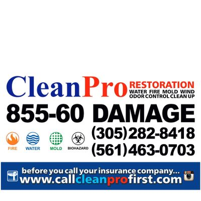 Avatar for Cleanpro restoration