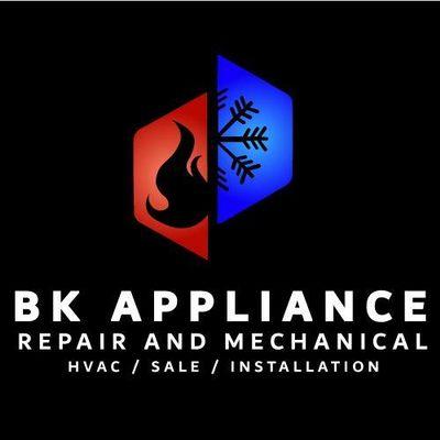 Avatar for BK APPLIANCE REPAIR &MECHANICAL SERVICES