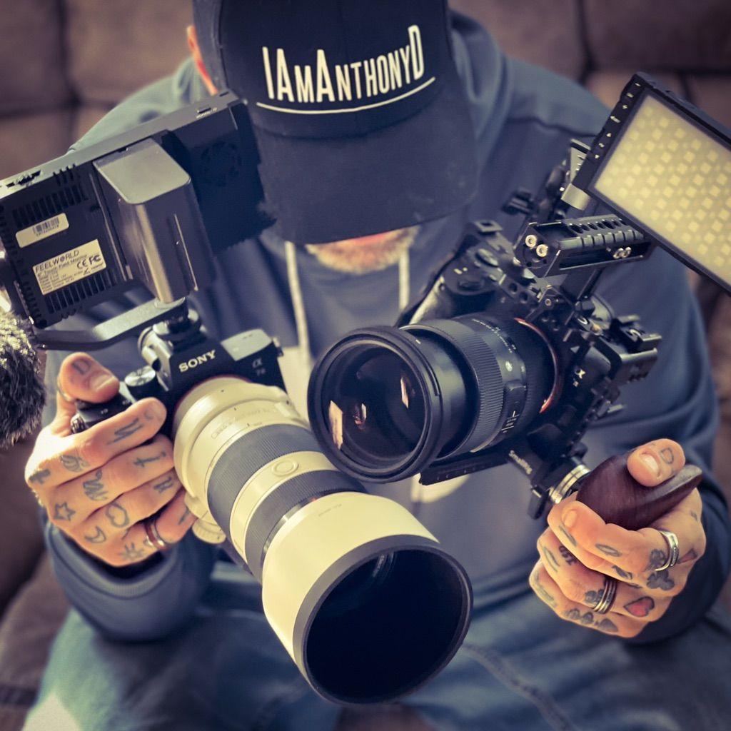 Magic Film Maker: IAmAnthonyD