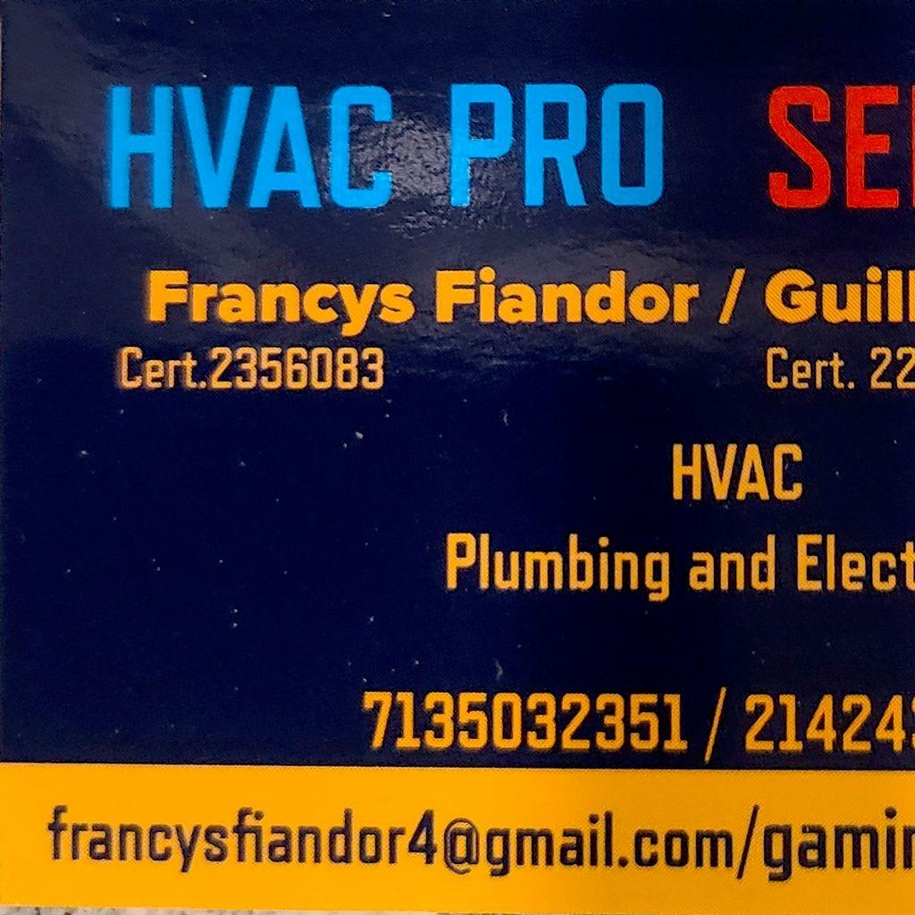 HVAC PRO SERVICES