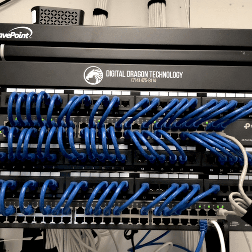 Network: Clean, professional, turnkey.
