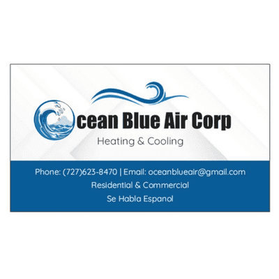 Avatar for Ocean Blue Air Corp