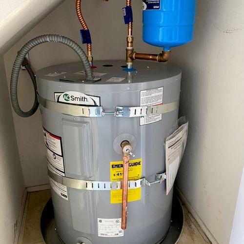 Electrical 50 Gallon A.O smith