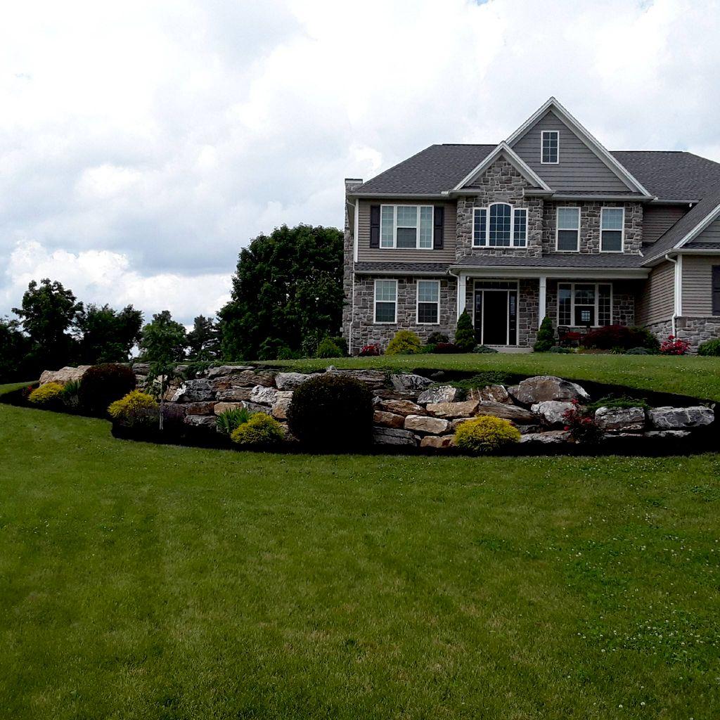 3-D Lawn Care