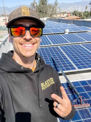 Avatar for Blasted Restoration Solar Cleaning, LLC