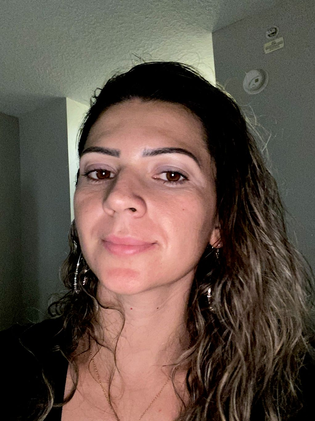 Fernanda cleaning