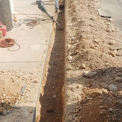 Water main Line Replacement