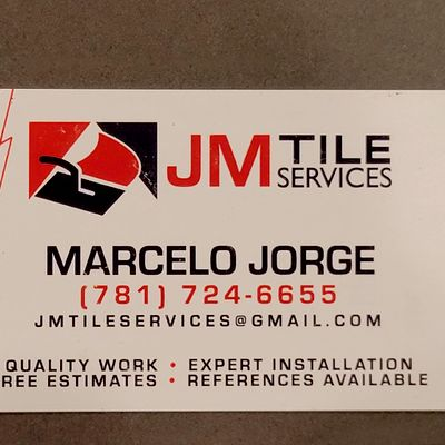 Avatar for Jm Tile services
