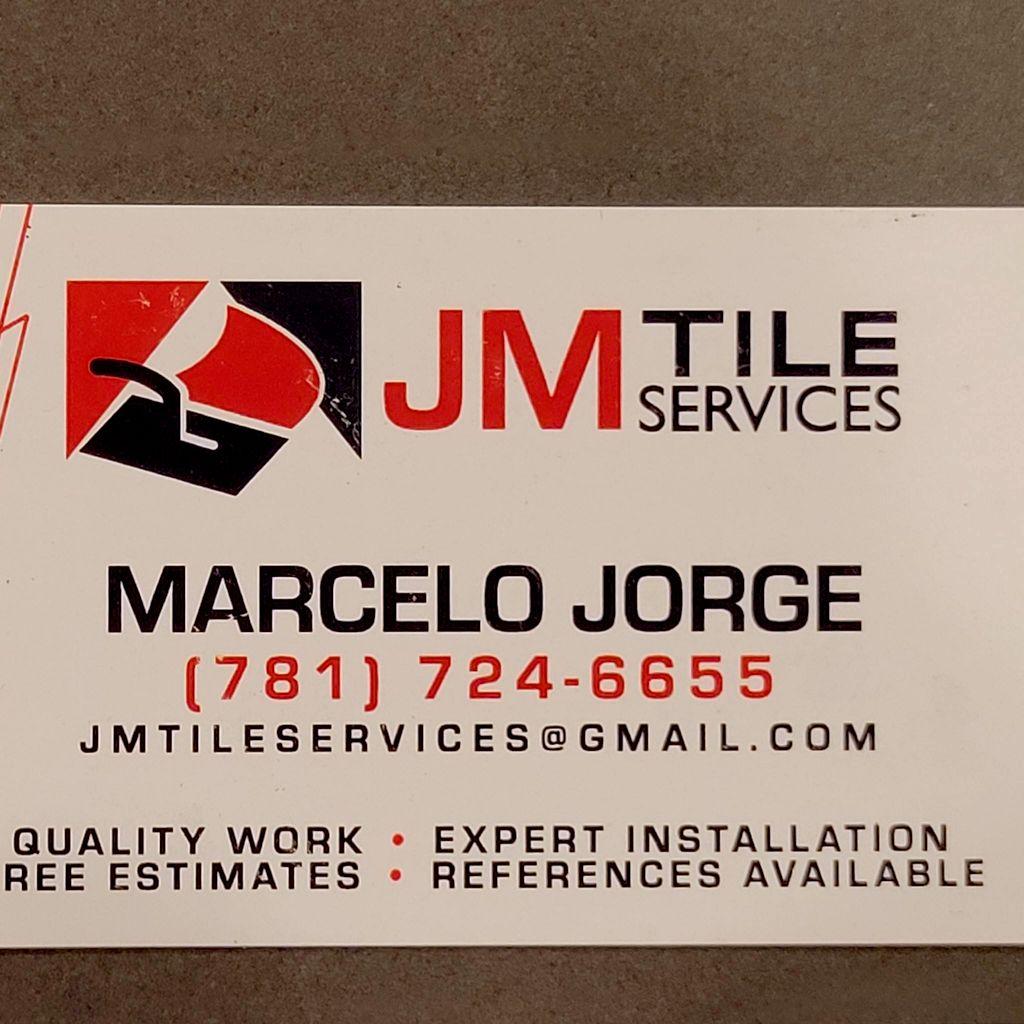 Jm Tile services