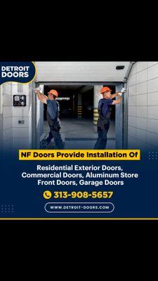 Avatar for Detroit Door Services