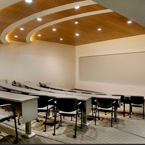 Idea Theater Anadarko Tower Woodlands, Texas Project $3.5 million