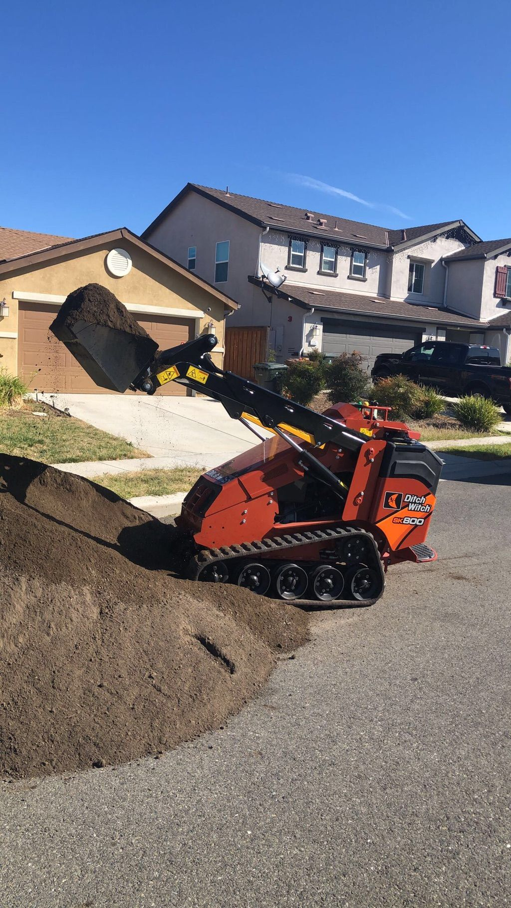 Valley Springs Landscaping