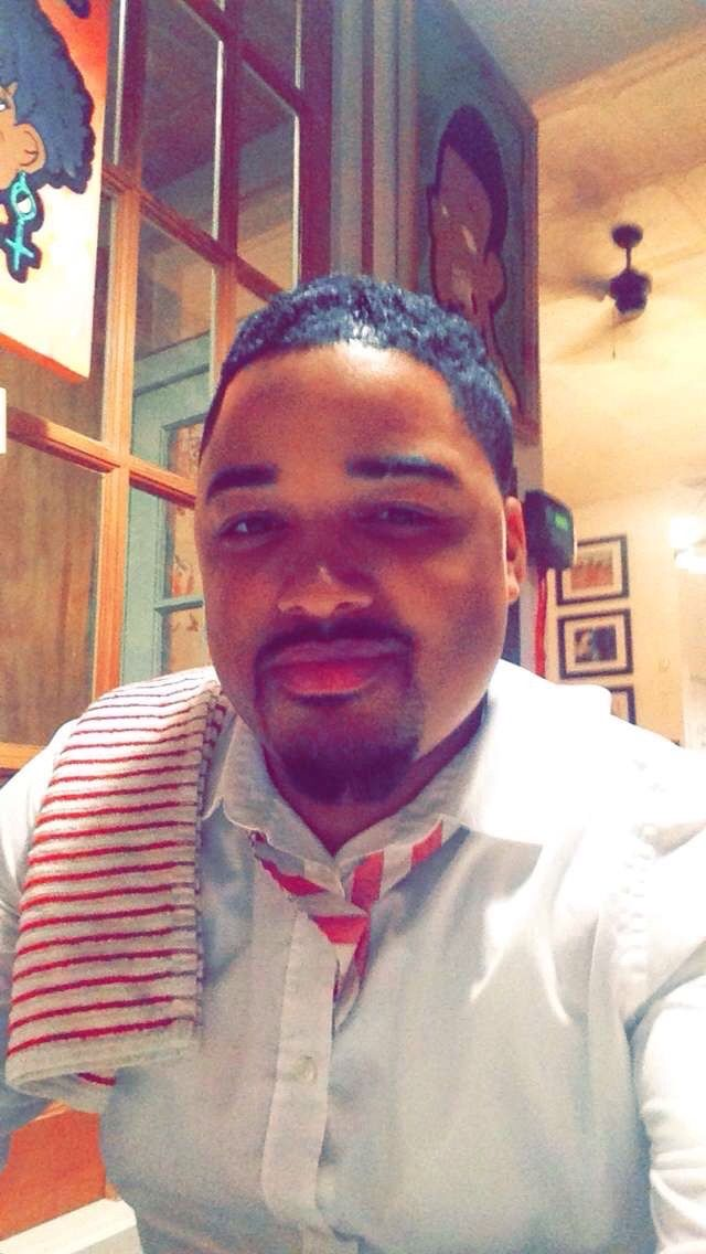 Chef Aaron Brown