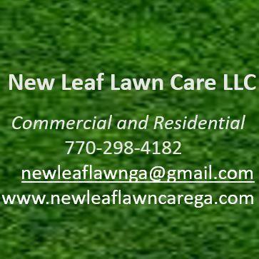 New Leaf Lawn Care LLC