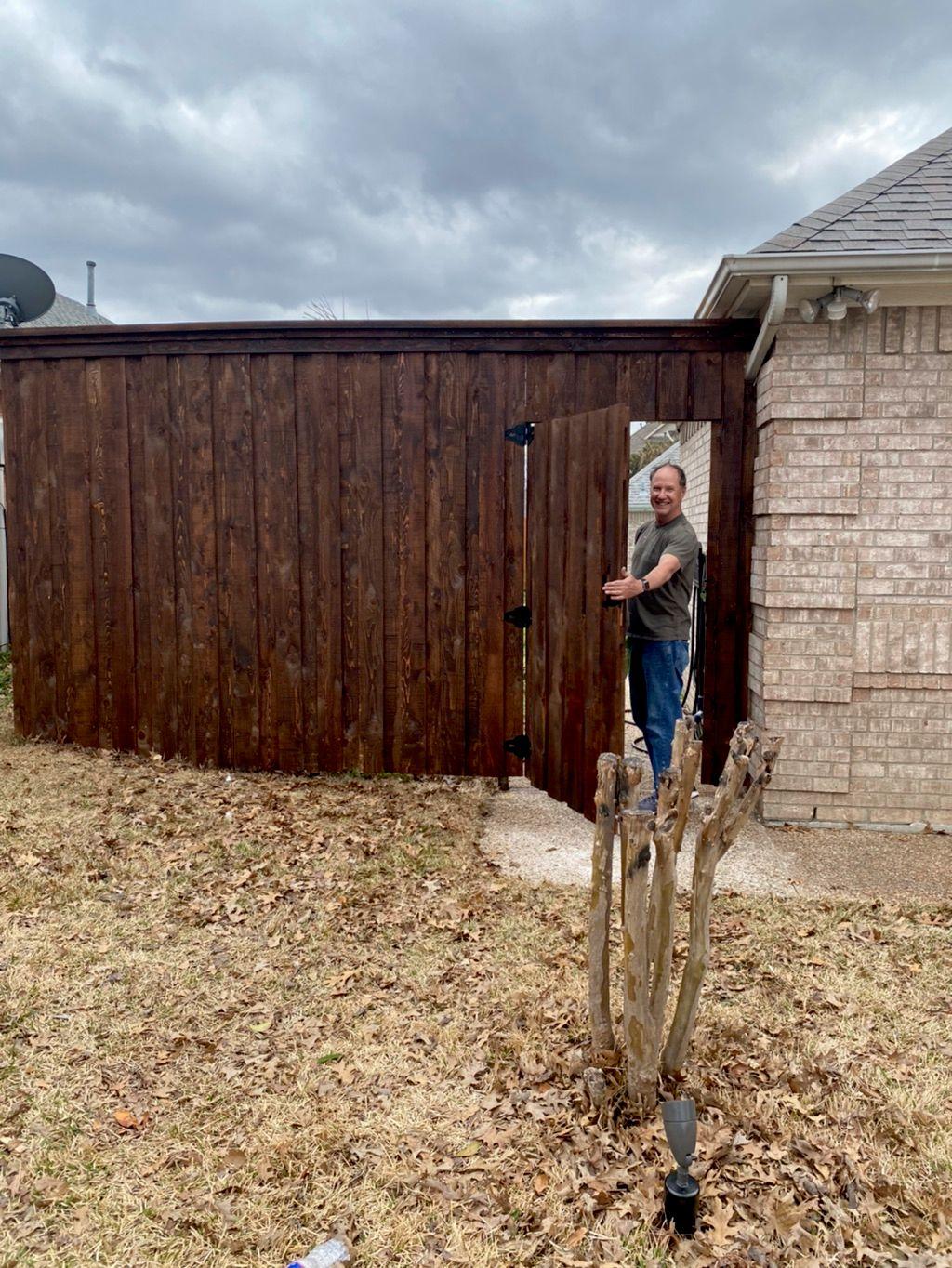 Fence and Gate Installation - Dallas 2021