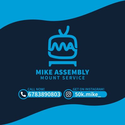 Avatar for Mike Assembly • Mount Service