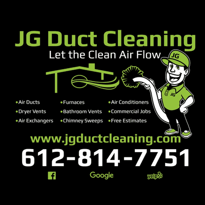 Avatar for JG Duct Cleaning