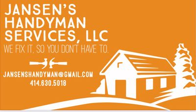 Avatar for Jansen's Handyman Services