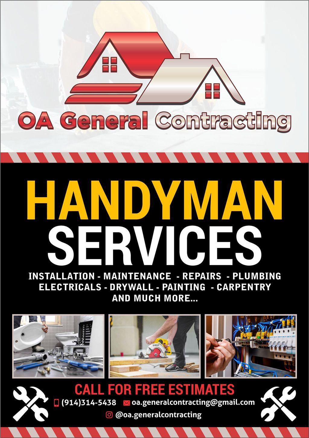 OA General Contracting