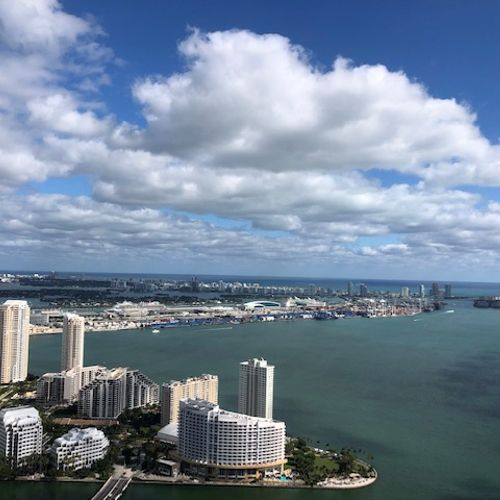 Delivery to Brickell ,Late November 2020