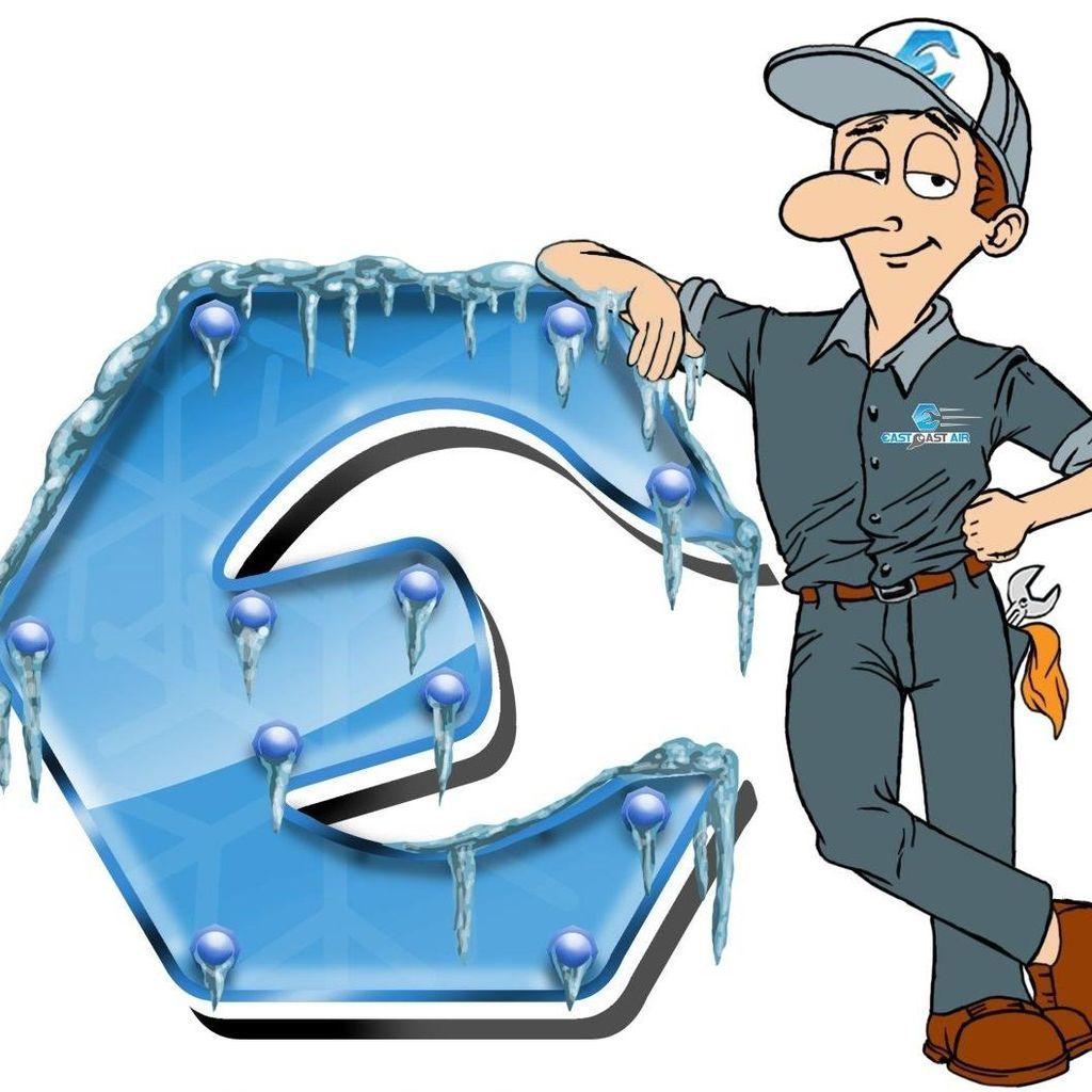 East Coast Air Conditioning & Refrigeration, Inc.