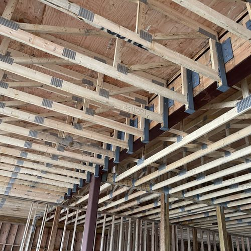Structural Framing for new Commercial Project