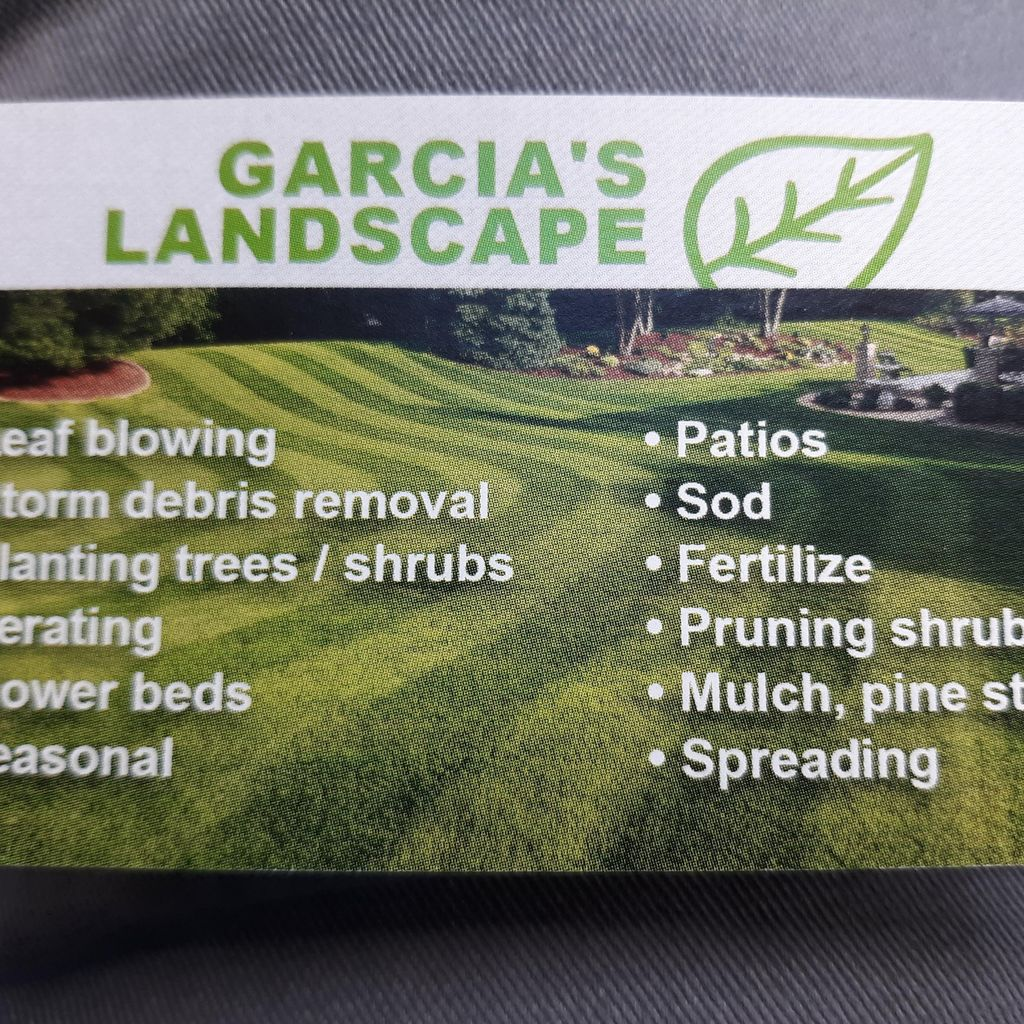 Garcia's landscape
