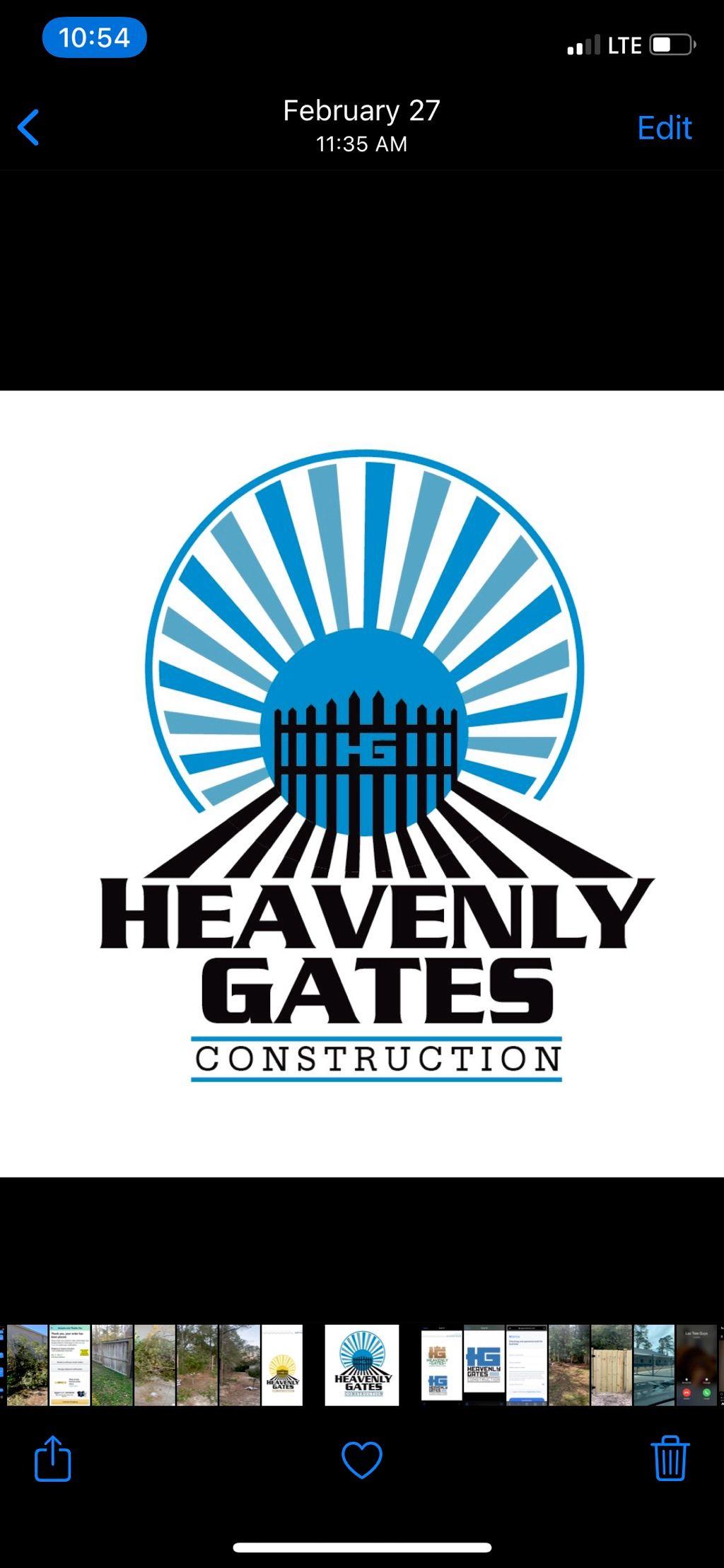 Haveanly gates fences and decks9105126856