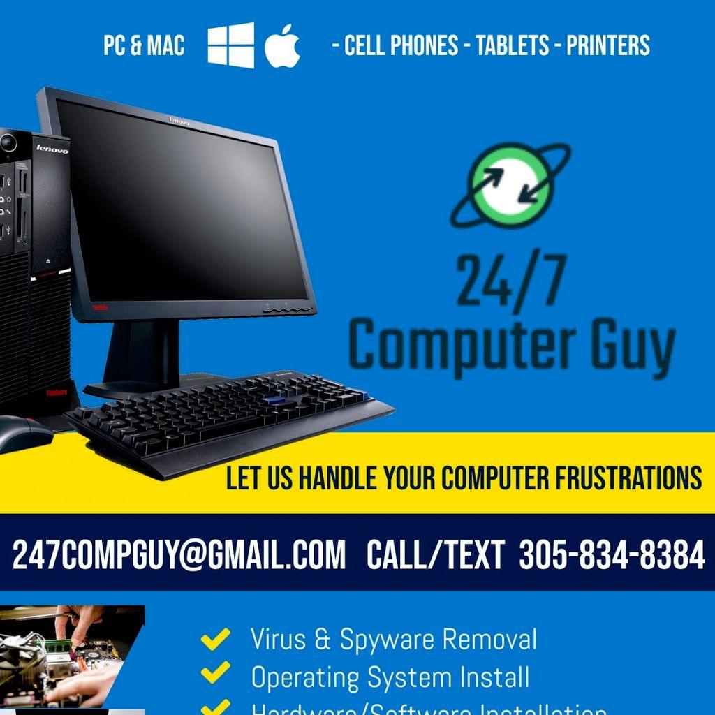 24/7 Computer Guy