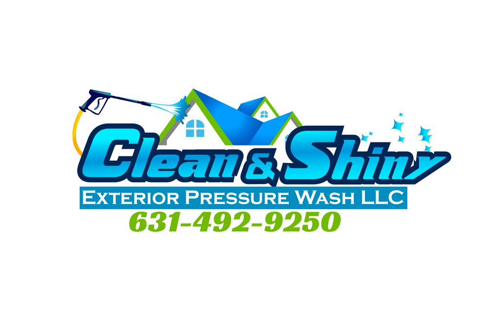 Clean & Shiny Exterior Pressure Washing LLC
