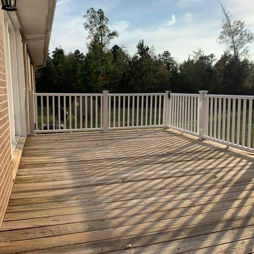 Deck Restoration (after)