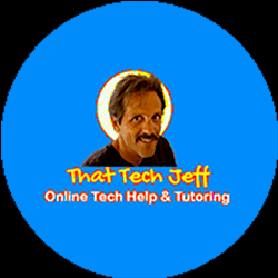 Avatar for That Tech Jeff