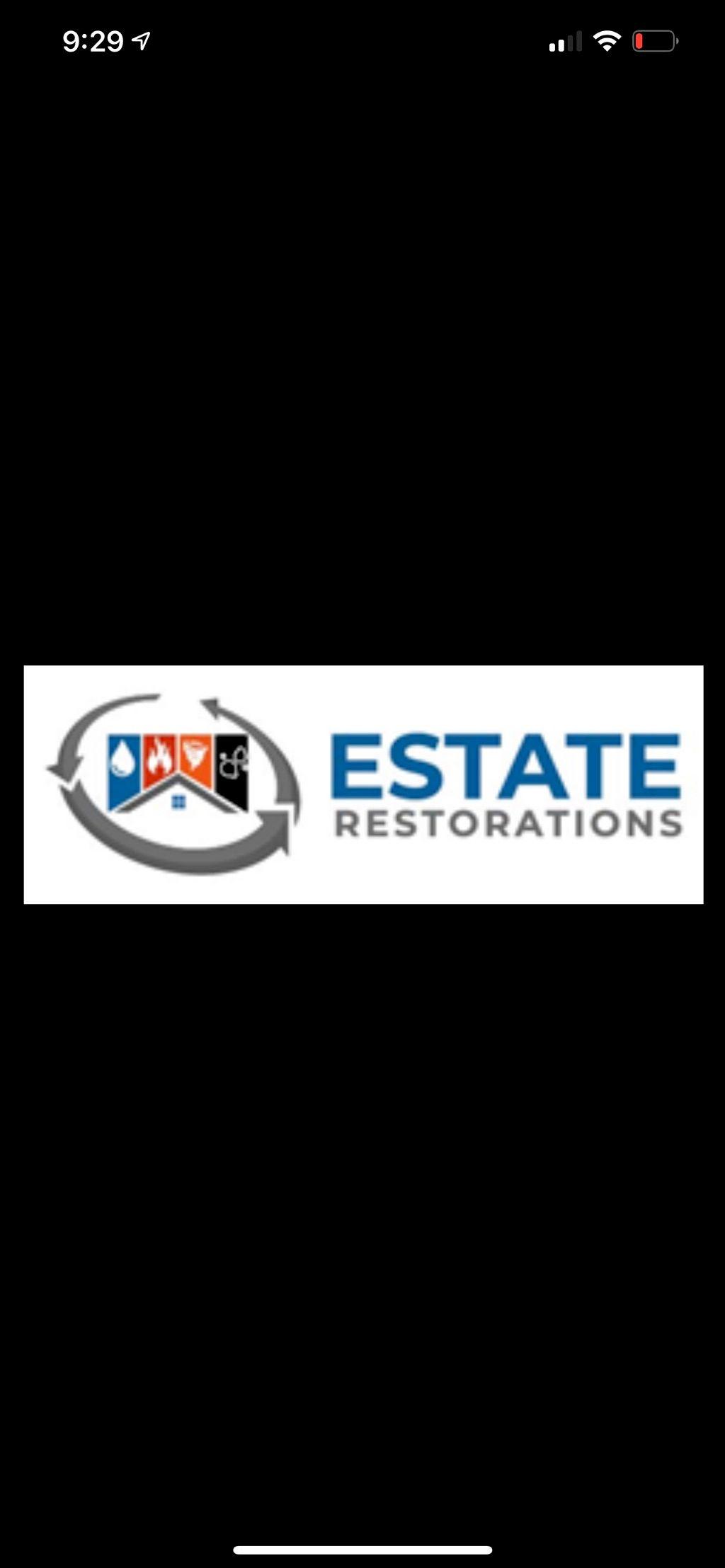 Estate Restorations