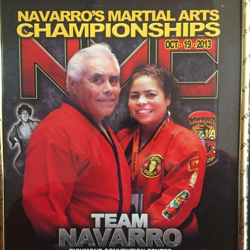 Navarro's Martial Arts & Fitness Academy