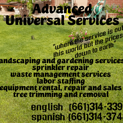 Avatar for Advanced Universal Services