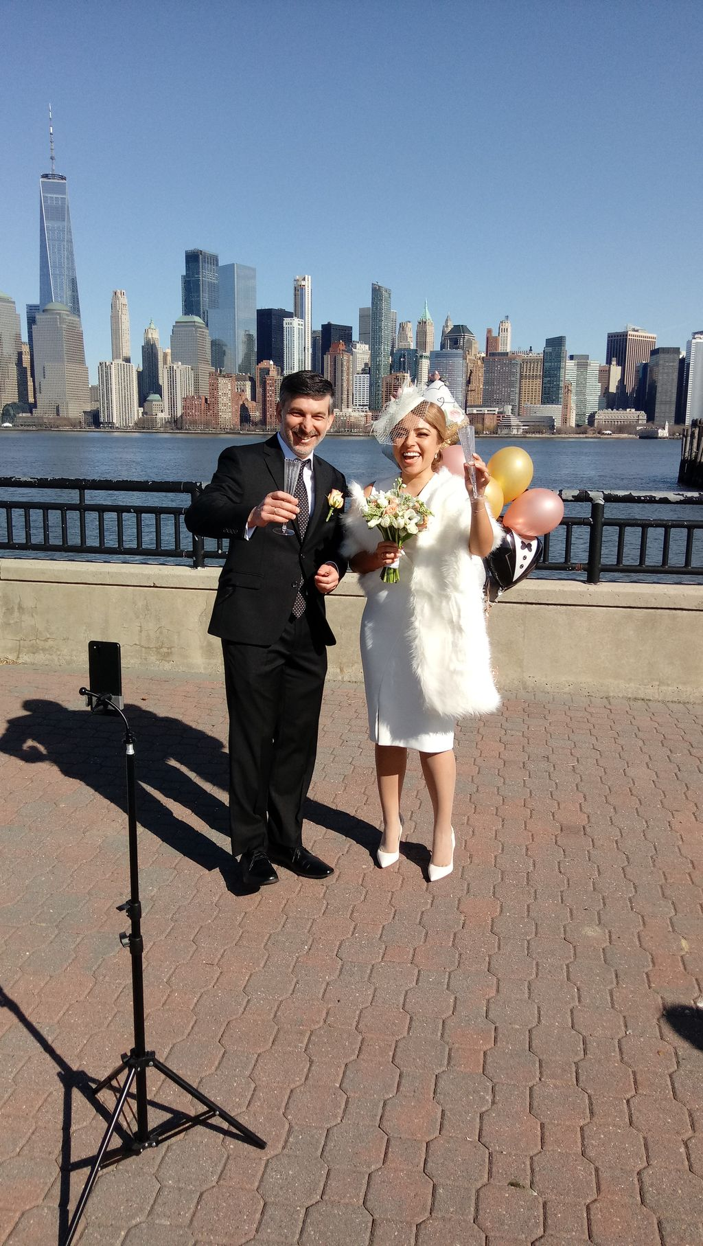 Wedding Officiant - Jersey City 2021