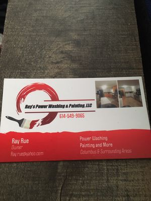 Avatar for Ray's Power Washing and Painting LLC