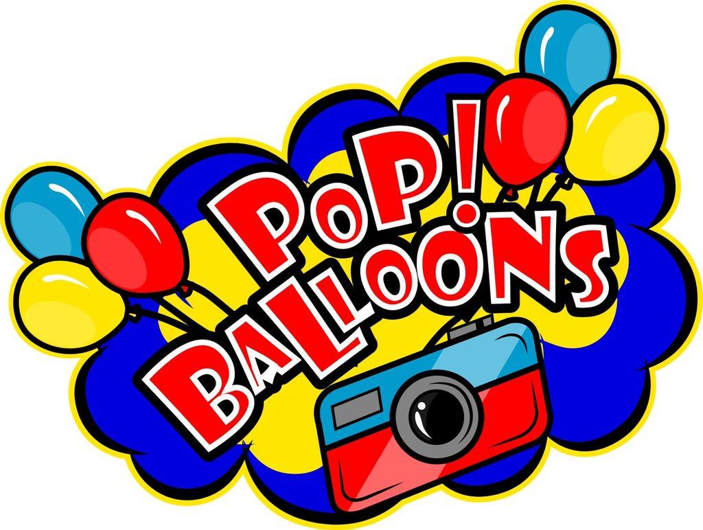 Pop Balloons & Photo