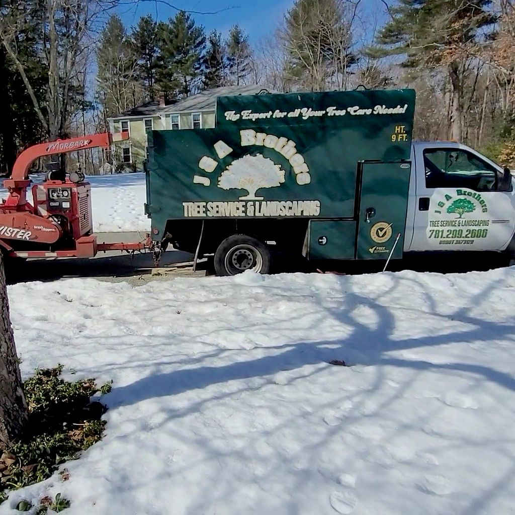 J&A BROTHERS TREE SERVICE & LANDSCAPING