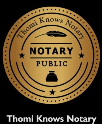 Avatar for Thomi Knows Notary