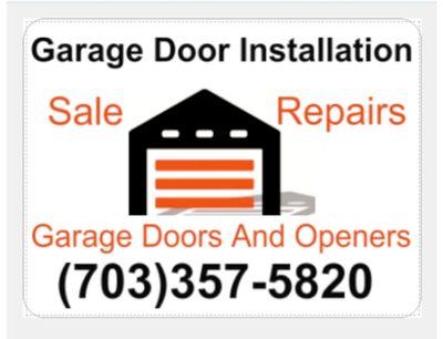 Avatar for Garage door installation and repair