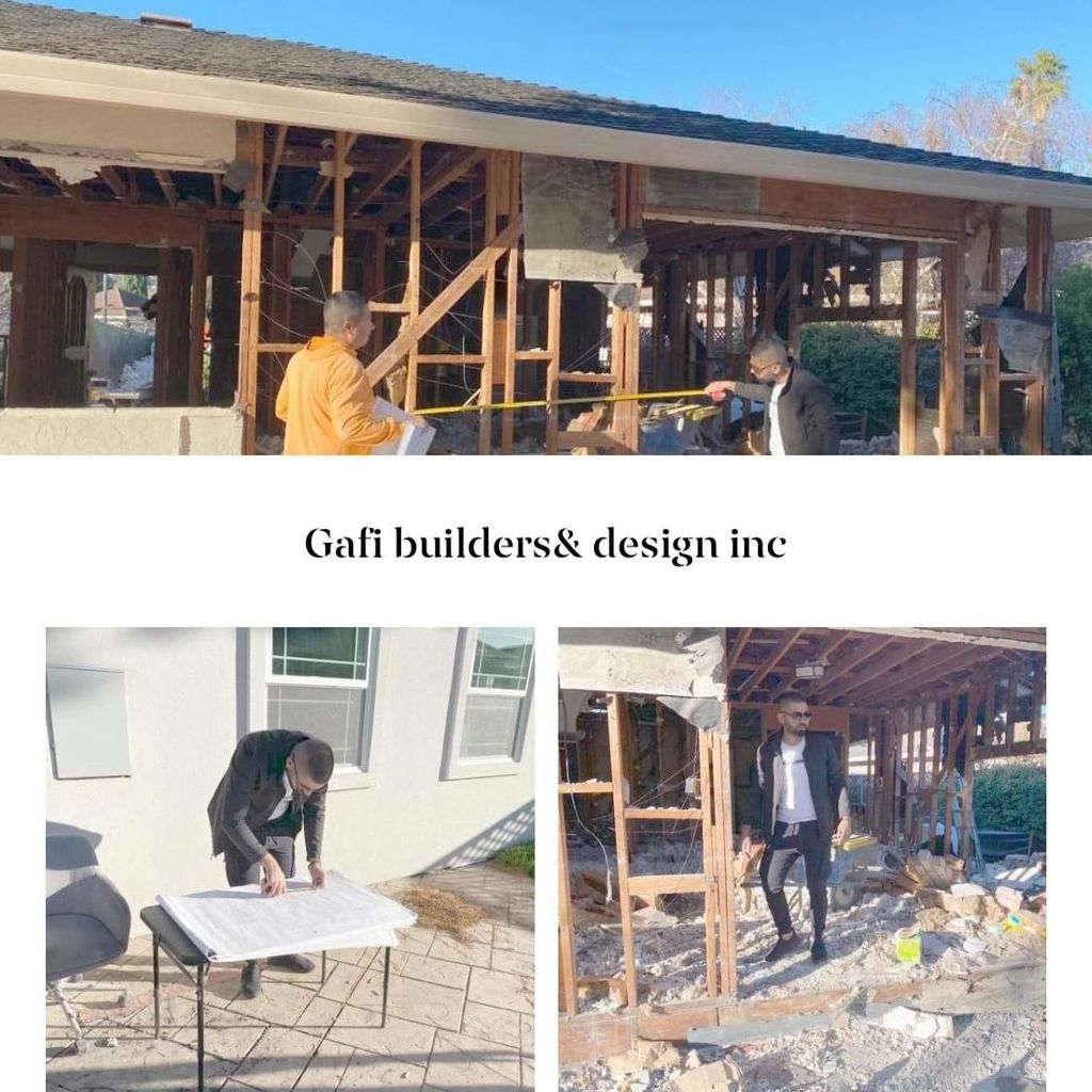 Gafi Builders. And Design Inc