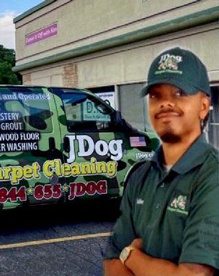 Avatar for JDOG Carpet Cleaning & Floor Care