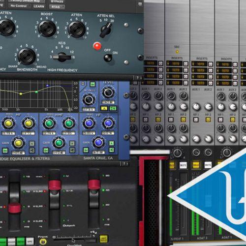 Universal Audio Plugin Suite