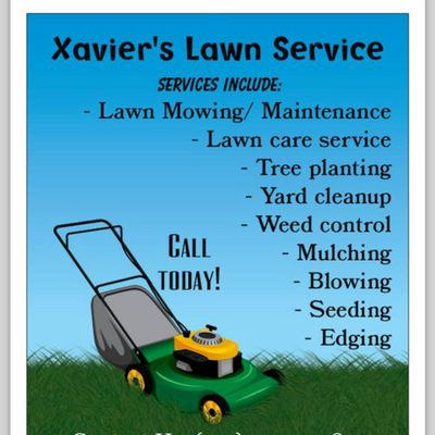 Avatar for Xavier Lawn Care