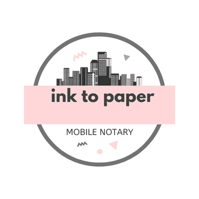 Avatar for Ink to Paper Mobile Notary