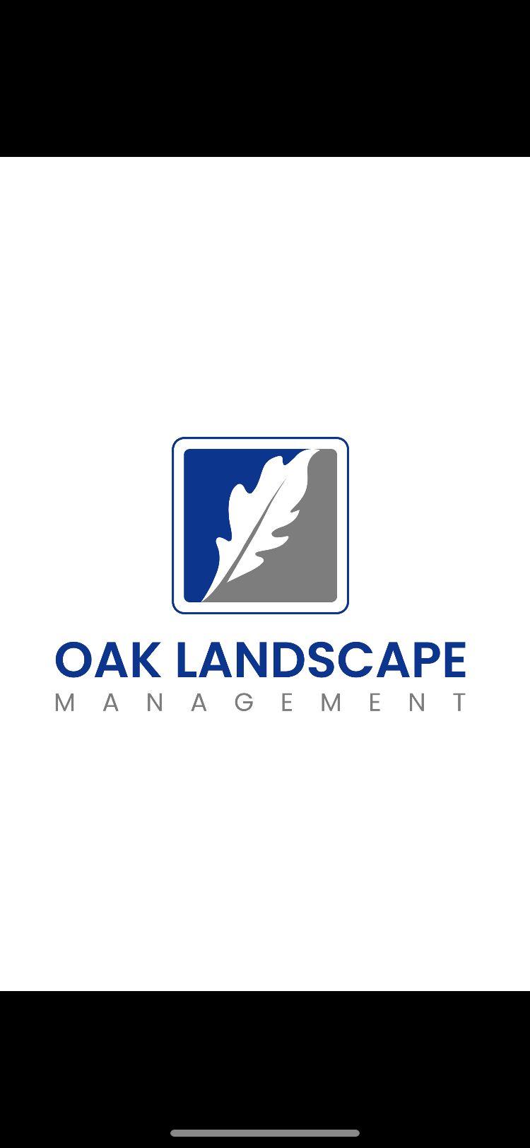 Oak Landscape Management