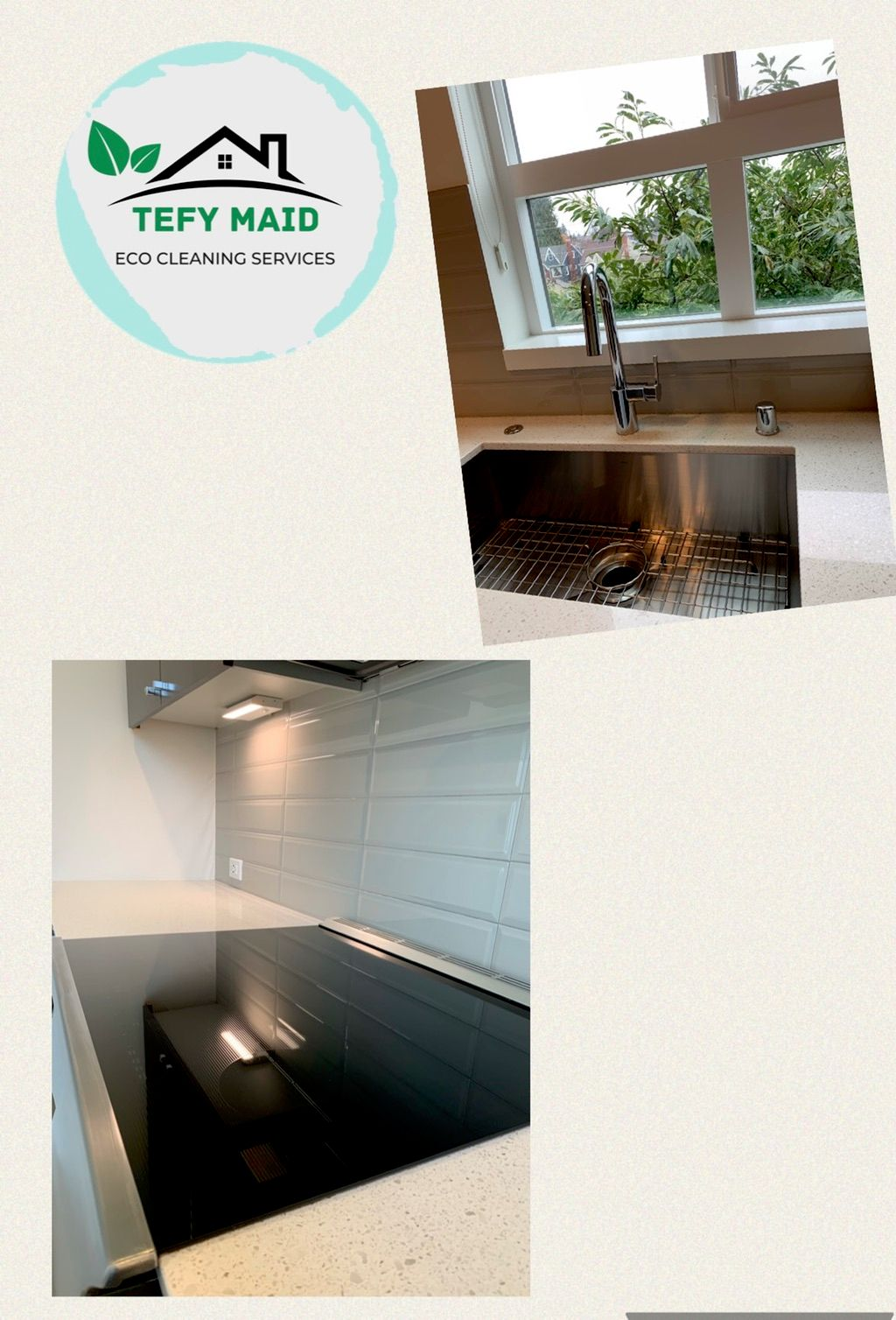 TEFY  ECO CLEANING SERVICE