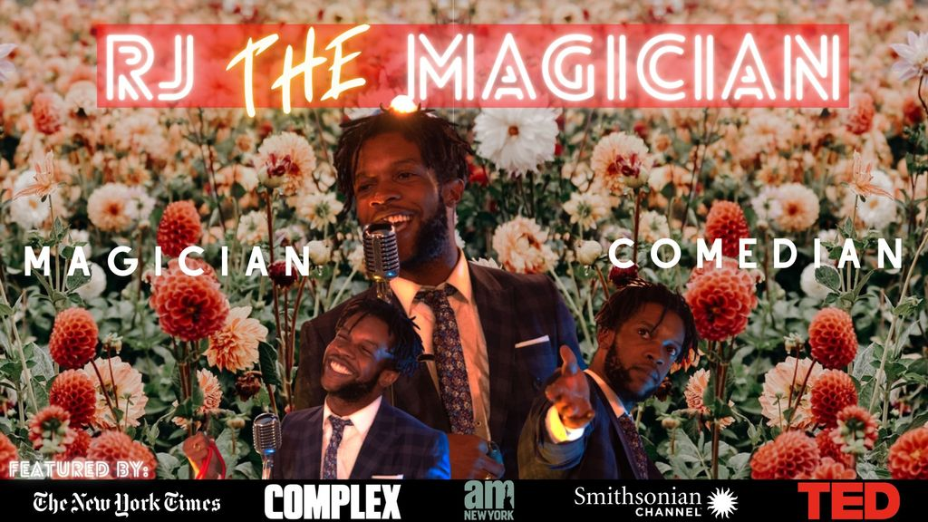 RJ THE Magician