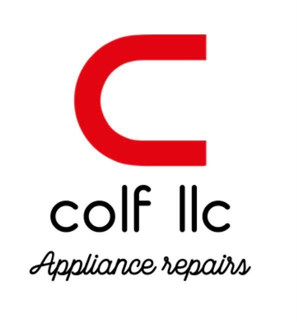 COLF LLC appliance repairs.